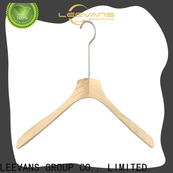 Wholesale wooden hangers wholesale ultra company for clothes