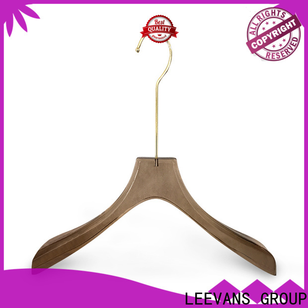 Wholesale luxury hangers fashion for business for jackets
