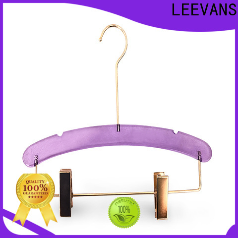 LEEVANS Best cheap clothes hangers Suppliers for T-shirts