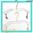 High-quality cheap clothes hangers elegant for business for T-shirts