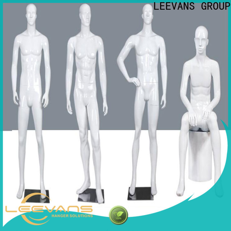 High-quality clothes display mannequin company