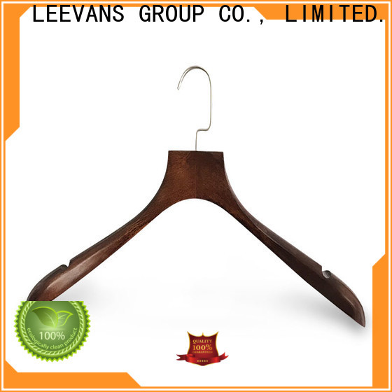 LEEVANS Best where to buy suit hangers for business for pants