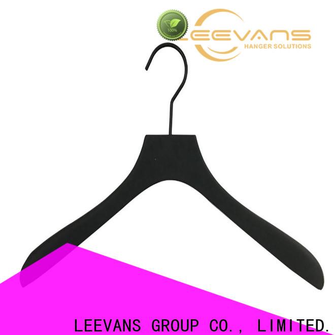 LEEVANS Wholesale jacket hanger for business for children