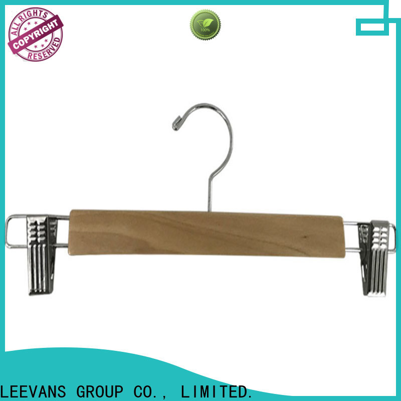 Top best wooden coat hangers clothes company for skirt