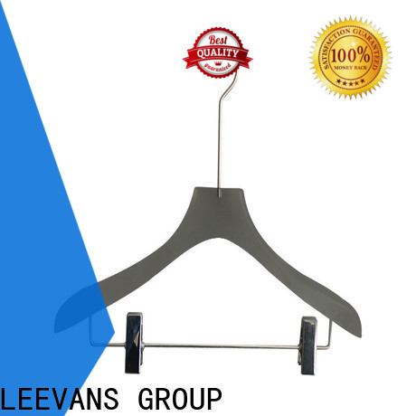 LEEVANS Custom modern clothes hanger Supply for pant