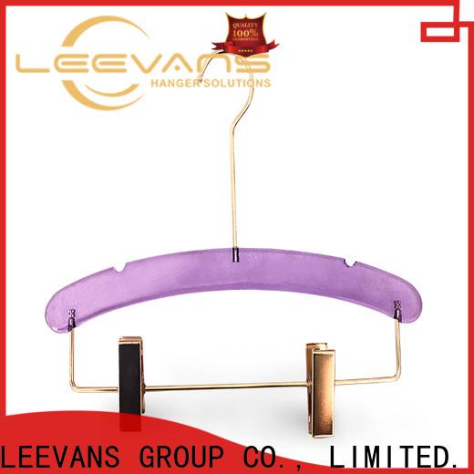 LEEVANS Wholesale locker hanger Supply for suits