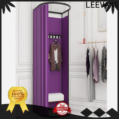 LEEVANS Best clothing store dressing room Supply