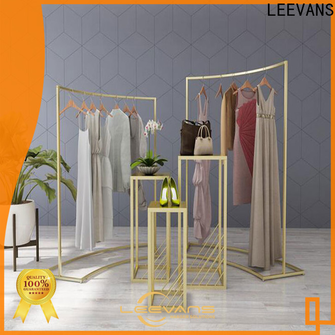 LEEVANS New clothes display stand Suppliers