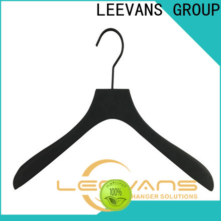 LEEVANS High-quality wooden baby clothes hangers for business for children