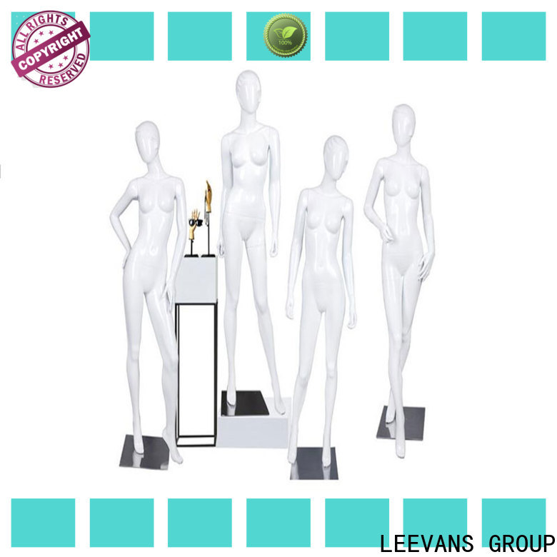 LEEVANS Top clothes display mannequin Supply