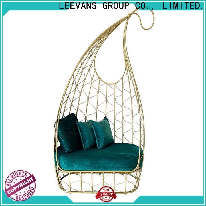 LEEVANS High-quality clothing shop seating for business