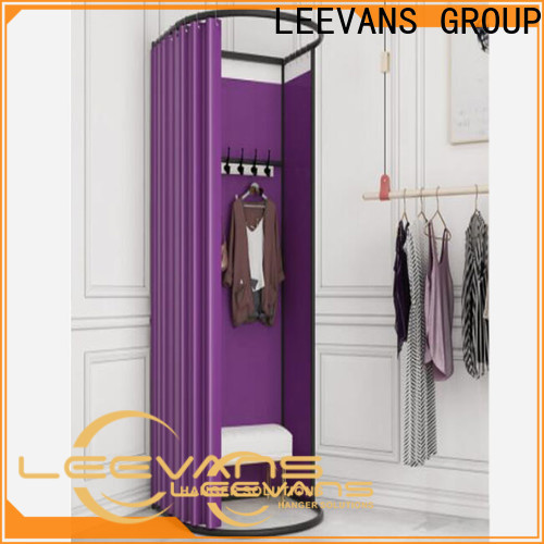 LEEVANS High-quality clothing store dressing room factory