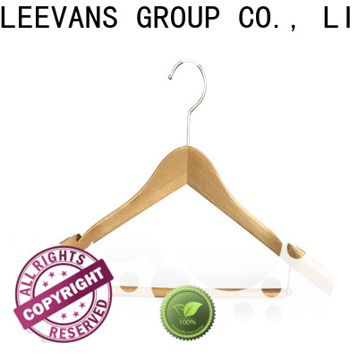 LEEVANS Latest skirt coat hangers for business for skirt