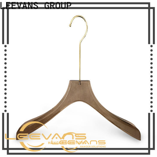 Wholesale cheap clothes hangers plastic Supply for sweaters