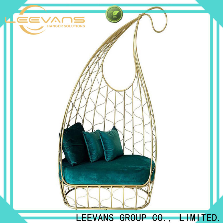 LEEVANS clothing shop seating for business