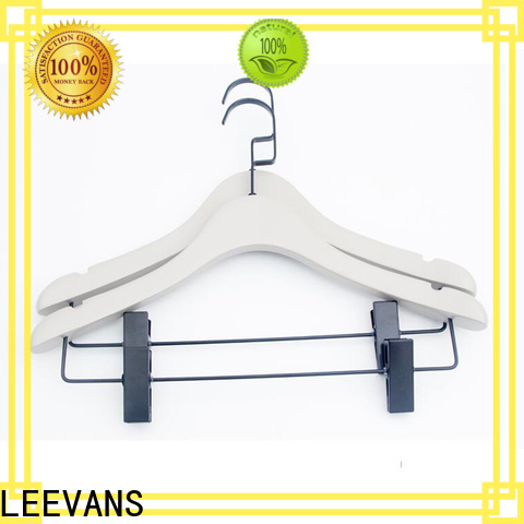 LEEVANS Latest white hangers Suppliers for kids