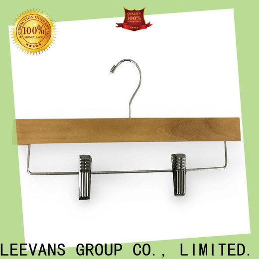 LEEVANS kids portable clothes hanger Suppliers for skirt
