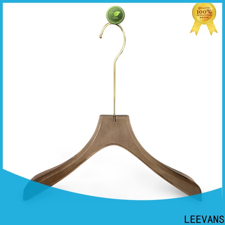 LEEVANS two hanger price factory for jackets