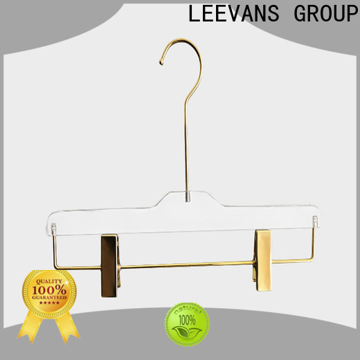 LEEVANS color clothes hanger clips company for casuals