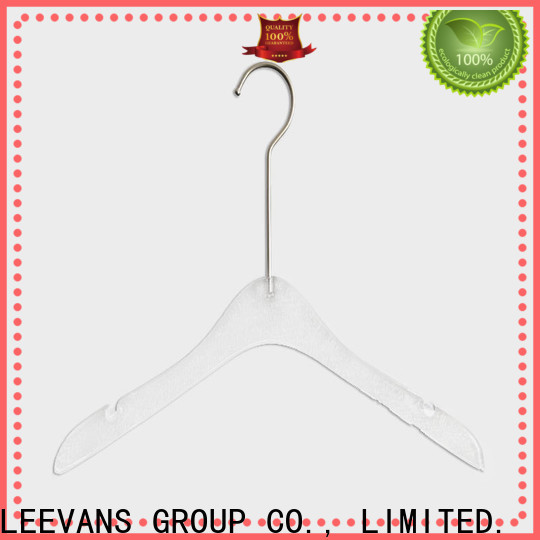 LEEVANS customized personalized hangers Supply for sweaters