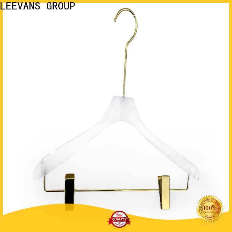 LEEVANS Custom portable clothes hanger factory for sweaters