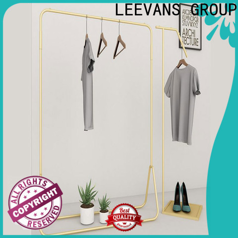 LEEVANS Custom clothes display stand Supply