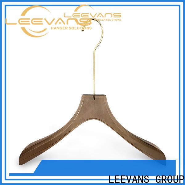 LEEVANS shoulder hangers wholesale Supply for T-shirts