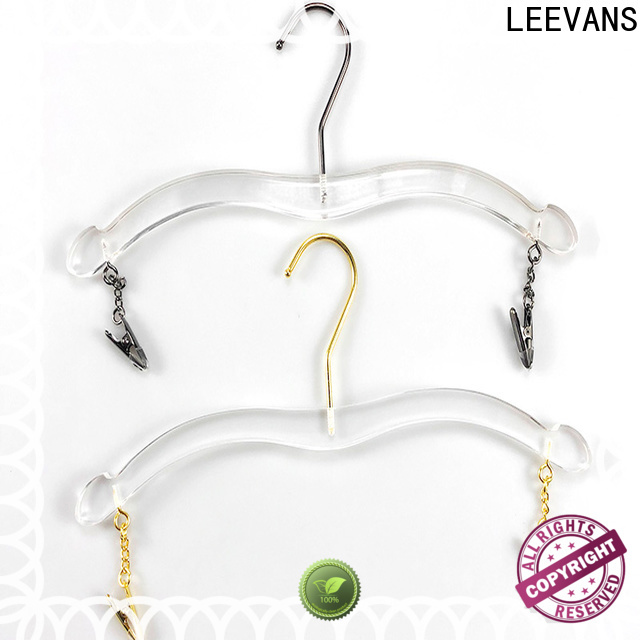 LEEVANS Best custom coat hangers Supply for pant