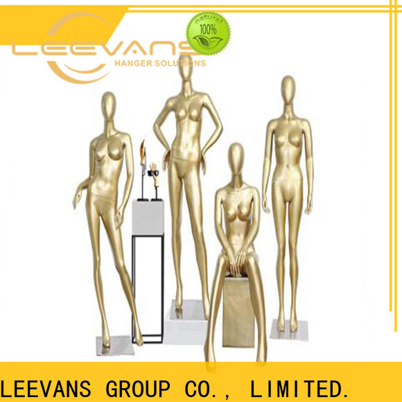 LEEVANS clothes display mannequin company