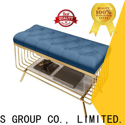 Wholesale clothing shop seating manufacturers