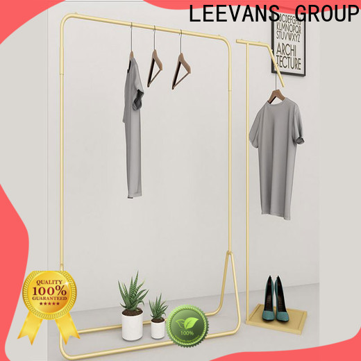 LEEVANS High-quality clothes display stand company