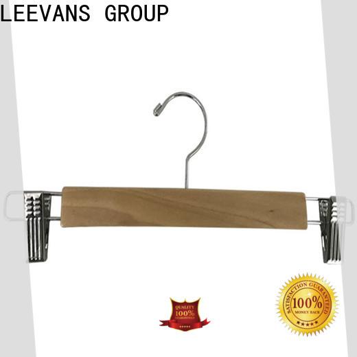 LEEVANS Best buy wooden hangers online factory for children