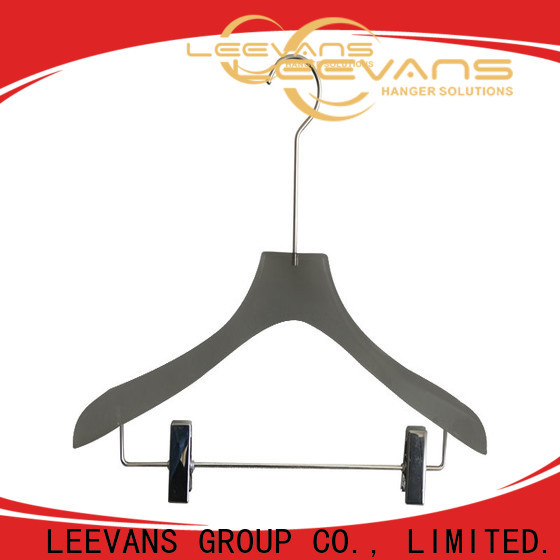 Latest plastic coat hangers luxurious Supply for T-shirts