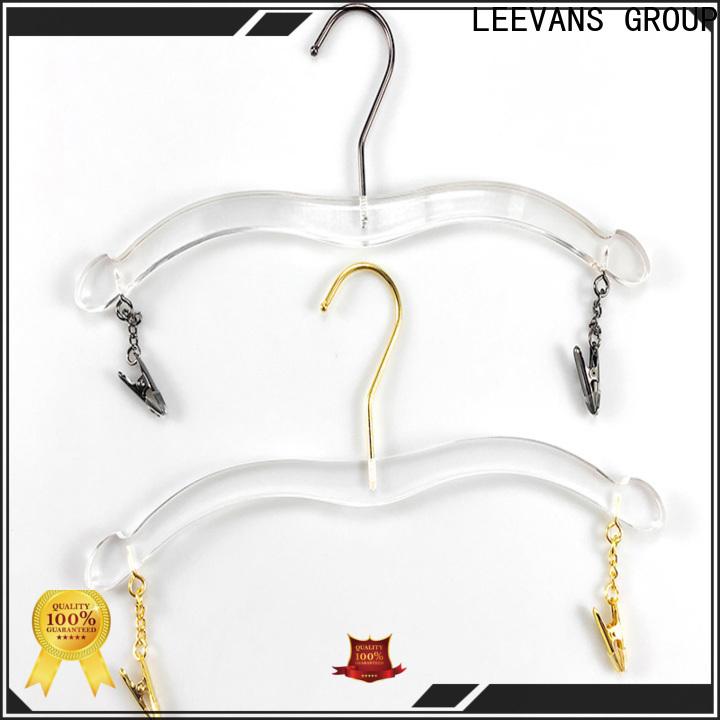 LEEVANS trouser clothes hanger clips factory for pant