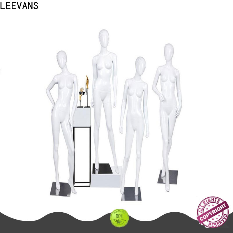 LEEVANS Custom clothes display mannequin for business
