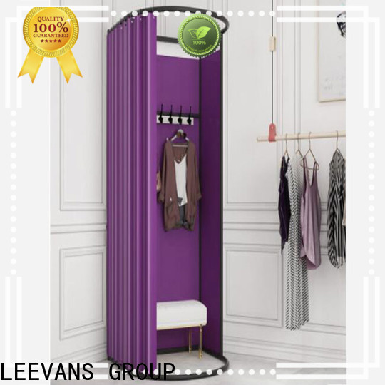 Wholesale clothing store dressing room factory