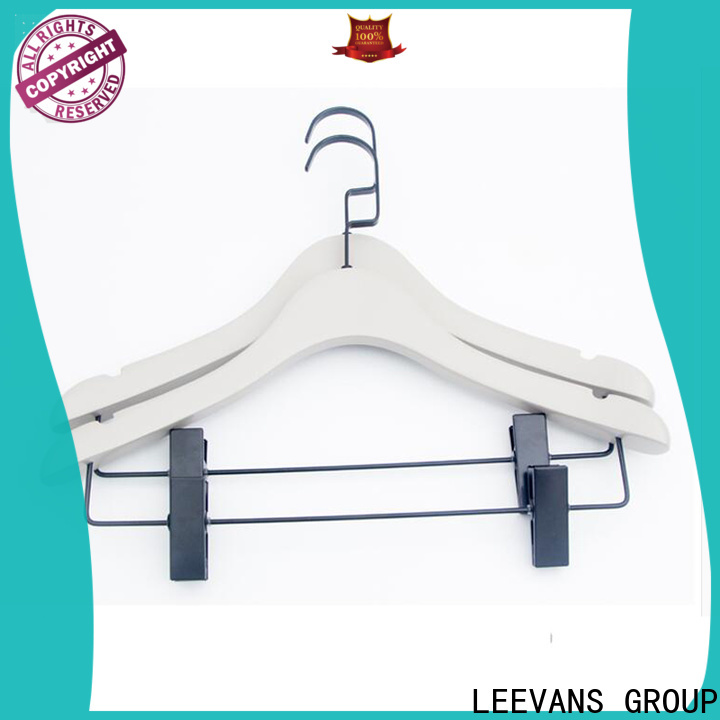 Custom baby hangers hardwearing factory for pants
