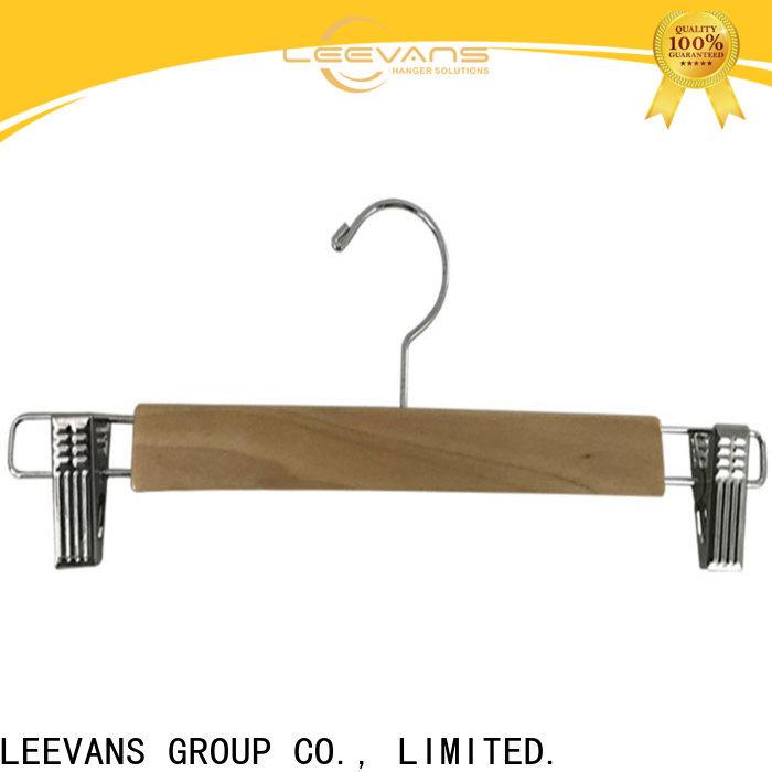 Top bride wooden hanger hook Suppliers for children