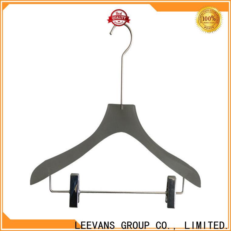 LEEVANS shoulder pretty coat hangers company for suits