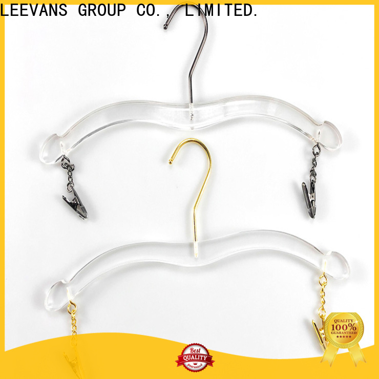 LEEVANS clips white hangers manufacturers for sweaters