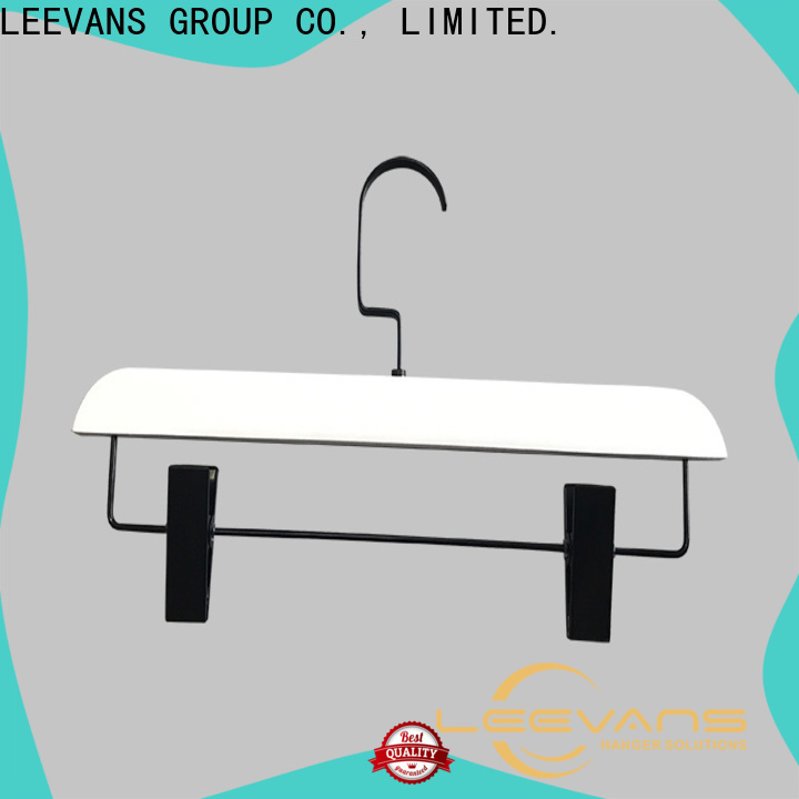 LEEVANS plywood where to buy wooden coat hangers factory for kids
