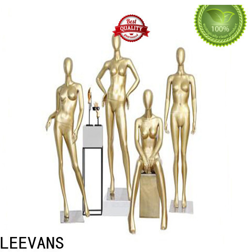 LEEVANS Latest clothes display mannequin Suppliers