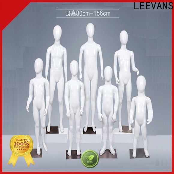 LEEVANS Custom clothes display mannequin company
