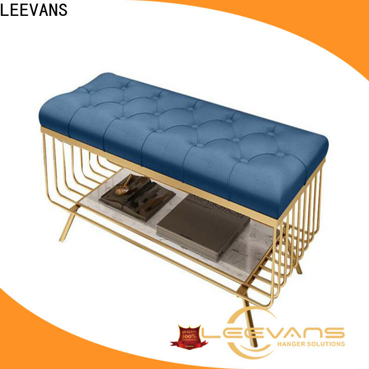 LEEVANS clothing shop seating Supply