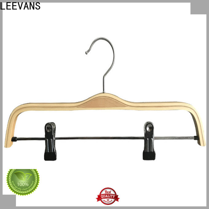 Custom decorative clothes hangers pieces factory for pants