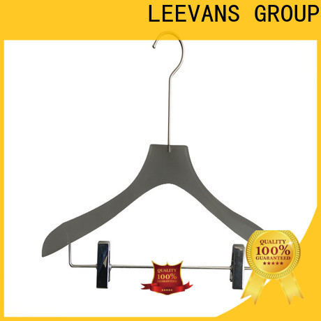 LEEVANS Wholesale pretty coat hangers Supply for T-shirts