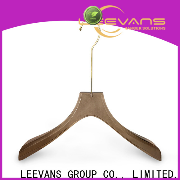LEEVANS Best clear clothes hangers Supply for suits