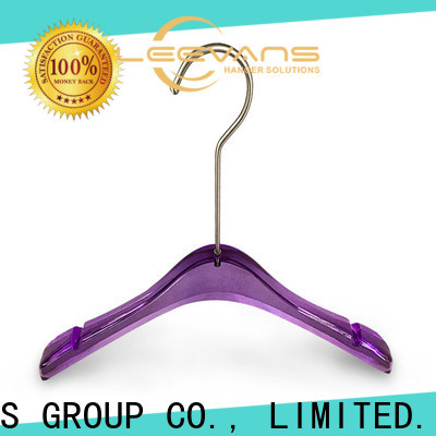 LEEVANS clips plastic coat hangers Supply for sweaters