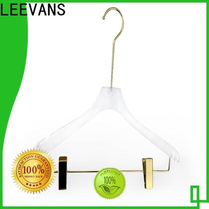 LEEVANS High-quality custom hangers company for pant