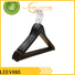 Top wood clothes hangers wholesale extension Supply for clothes